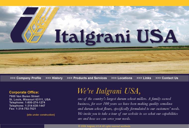 Italgrani USA